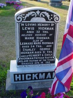 Lewis Hickman