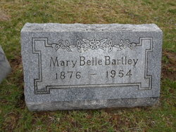 Mary Belle <i>Jacoby</i> Bartley