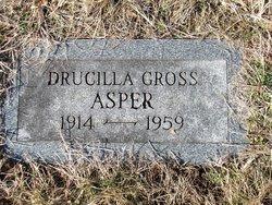 Drucilla E <i>Gross</i> Asper
