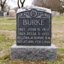John H Burke