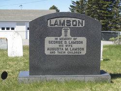 George Dobbins Lamson