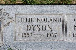 Lillie May <i>Ryan</i> Dyson