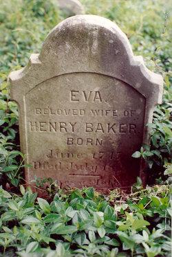 Eva <i>Saylor</i> Baker