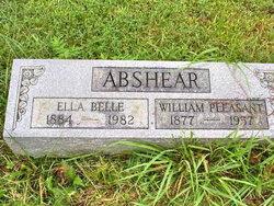 Ellinor Belle Ella <i>Reynolds</i> Abshear
