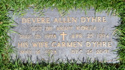 Sgt Devere Allen Dyhre