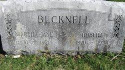 Robert Becknell
