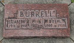Raleigh (Roy) Savalia (Sidney) Burrell