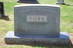 John Thomas York