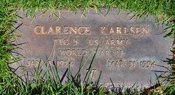 Clarence Karlsen