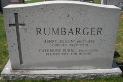 Henry Justin Rumbarger, Sr