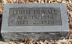 Edith <i>Lebo</i> Duvall