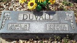 James H Duvall