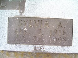 Sylvia A. <i>Sanders</i> Avance