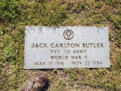 Jack Carlton Butler