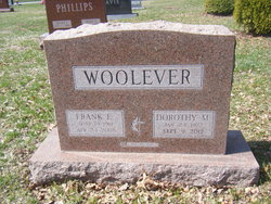 Dorothy M. <i>Dykstra</i> Woolever