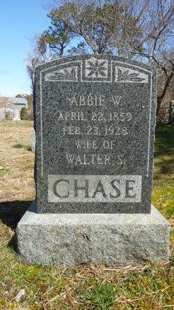 Abbie Willis Abby <i>Sears</i> Chase