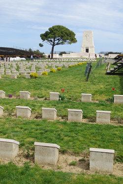 Lone Pine Cemetery, Anzac