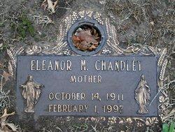 Eleanor Mary <i>O'Connor</i> Chandley