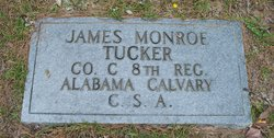 Pvt James Monroe Tucker