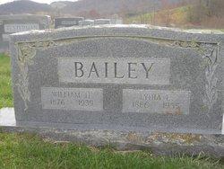Lydia Livaner <i>Parks</i> Bailey