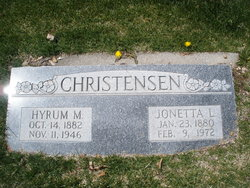 Hyrum Moroni Christensen