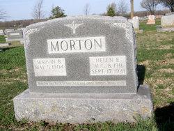 Helen Elizabeth <i>Snapp</i> Morton