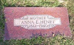 Anna Eliza <i>Wittenmyer</i> Henry
