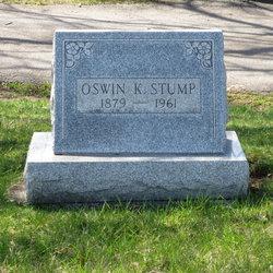 Oswin Keller Stump