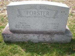 Catherine <i>Biermeyer</i> Forster