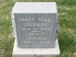 Mary Eveline Crismon