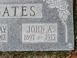 John Anthony Bates
