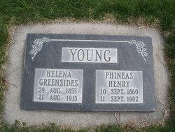 Helena <i>Greensides</i> Young