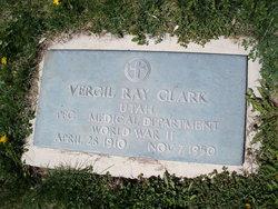 Vergil Ray Clark