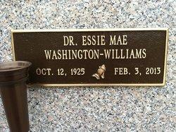 Essie Mae <i>Washington</i> Williams
