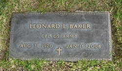 Leonard Lenix Baker