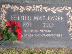 Esther Mae Baker