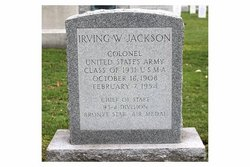 Col Irving William Jackson