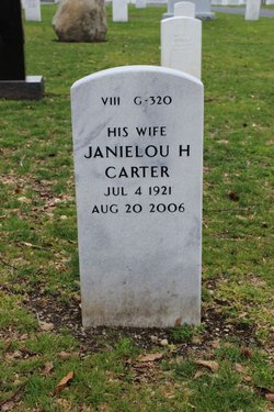 Janielou <i>Haney</i> Carter