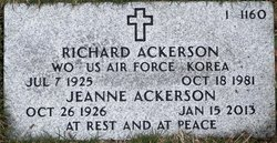 Jeanne Ackerson