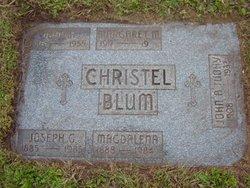 Magdalena <i>Kircher</i> Blum
