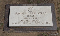 Irvin Harry Atlas