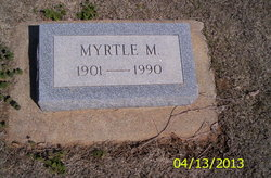 Myrtle Marie <i>Covey</i> Allen