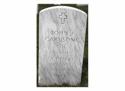 Col John J Carusone