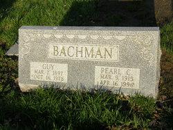 Guy Bachman