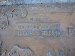 Charles August Charley Anderson