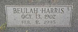 Beulah Henritta <i>Harris</i> Bush