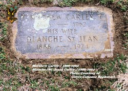Blanche Ann <i>St. Jean</i> Carley