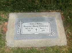 Marjorie Louise <i>Sharp</i> Dunniway
