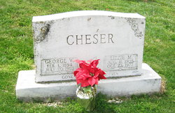 George W. Cheser