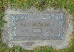 Mary M Alleman